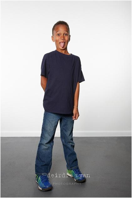 Child Modelling and Acting Headshot